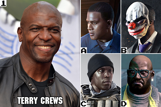 Puzzler Terry Crews