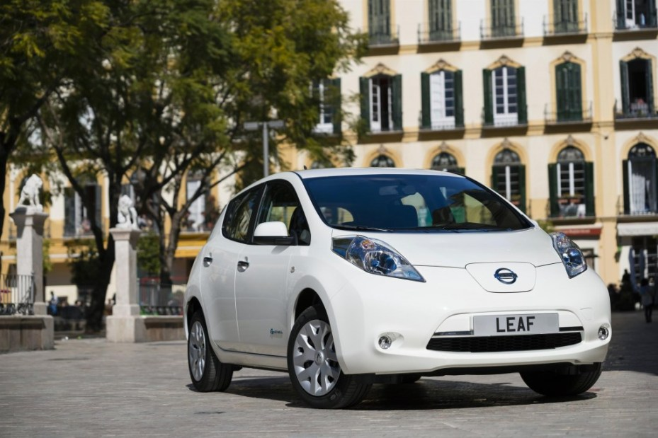 The 2013 Nissan Leaf
