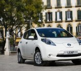 The 2013 Nissan Leaf