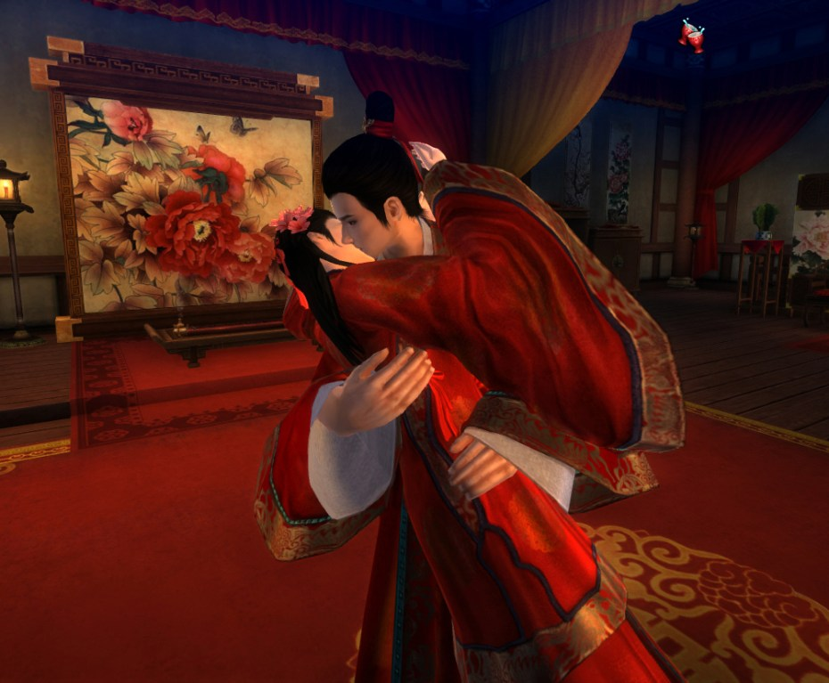 Age of Wushu Marriage