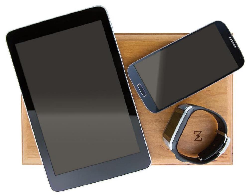 Broadcom will use Rezence tech for wireless power charging.