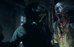 The Evil Within -- A Haunted attacks.
