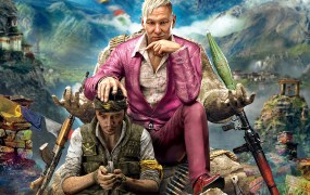 Far Cry 4 is the third yearly entry in the series.