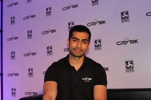 Fasahat Salim of Crytek U.K.