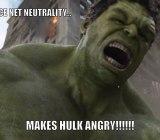 Hulk neutrality