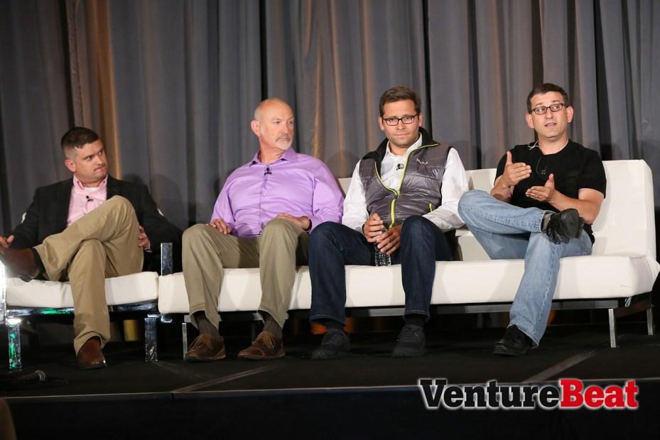 Jeff Hellerstein Michael ODonnell VentureBeat DataBeat