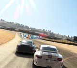 Real Racing 3 in action for iPhone 5.