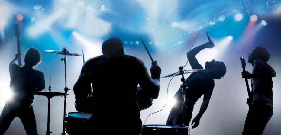 Rock Band from Hamonix.