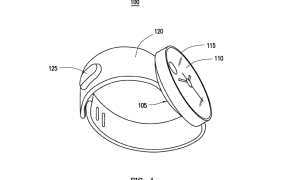 Samsung smartwatch patent 052214