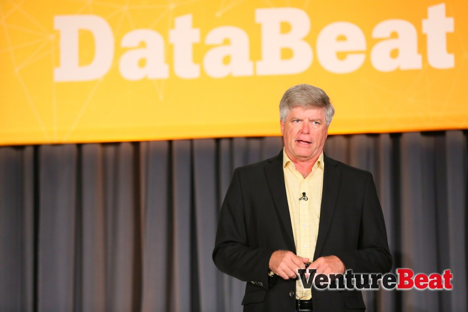 "Tom Davenport, author of the book ""Big Data @ Work: Dispelling the Myths, Uncovering the Opportunities,"" speaks at VentureBeat's DataBeat conference in San Francisco today."