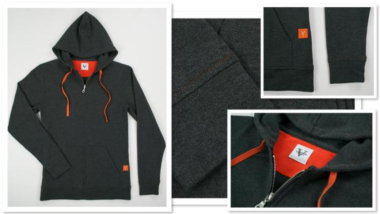 The YC Founders' Hoodie, an item sold through a Sell Something campaign on Crowdtilt.