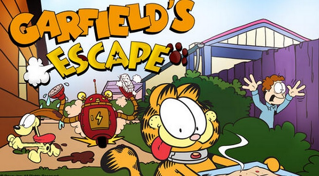 Animoca Brands' Garfield's Escape app
