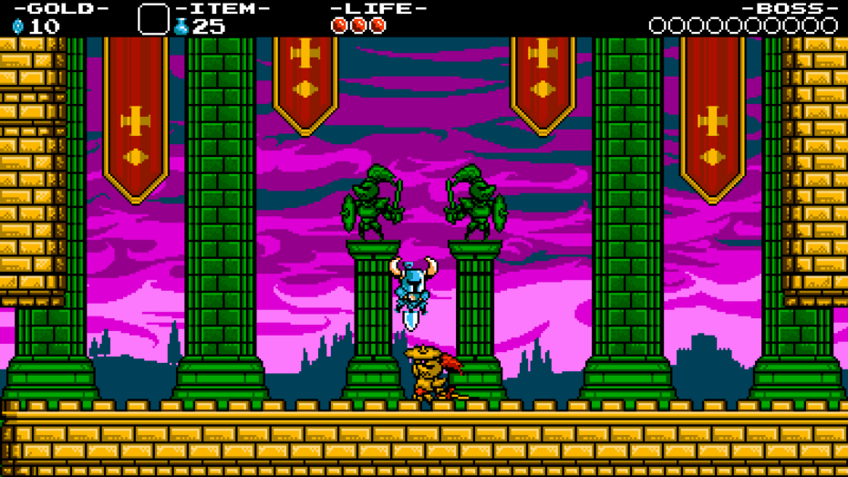 Shovel Knight feels as good as the games that inspired it.