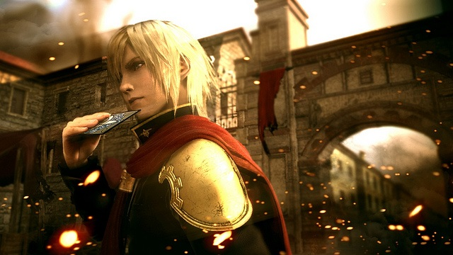 A new Final Fantasy is coming to the PlayStation 4 and Xbox One ... but not to Vita.