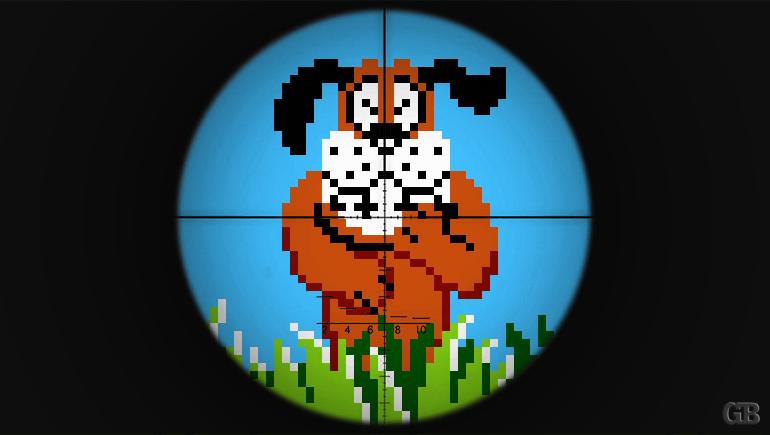 Puzzler: Guess the video-game light guns