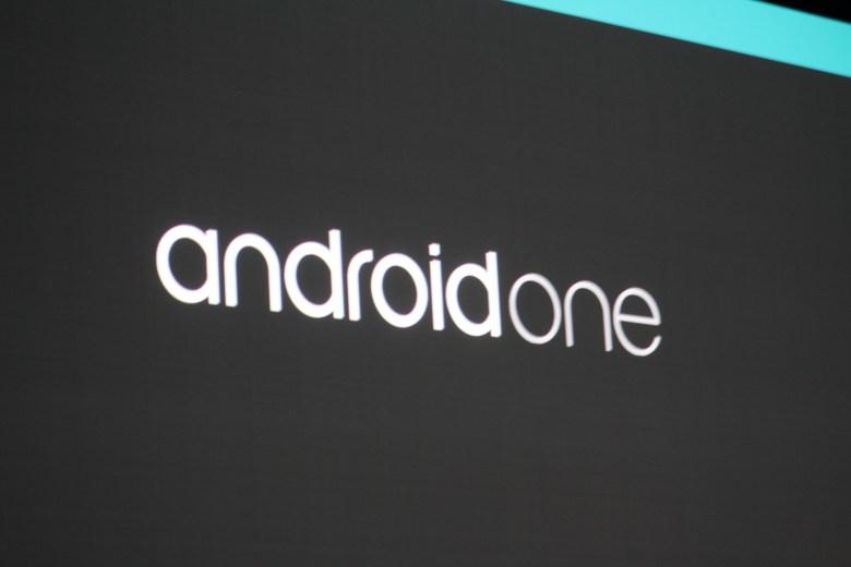 Android One logo Google I/O 2014