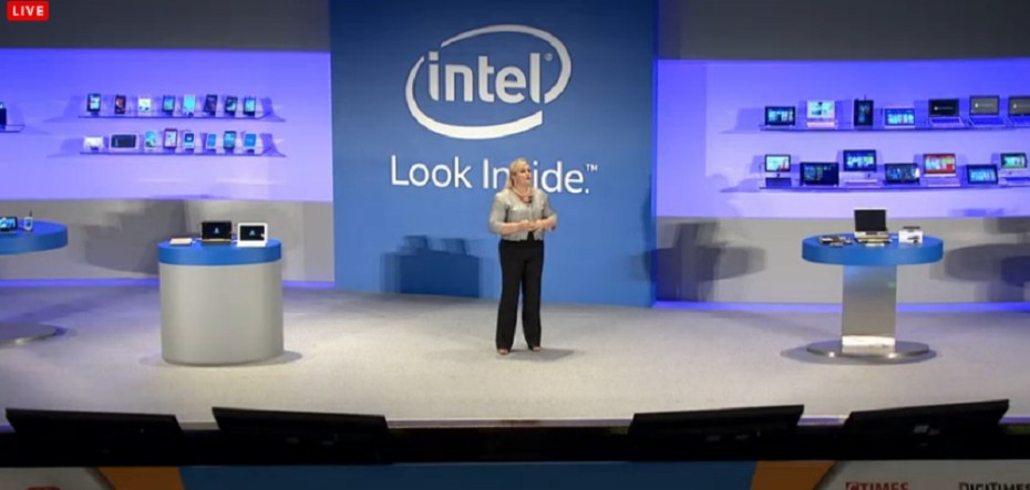 Intel's Renee James
