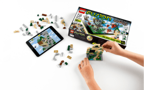 Lego already has its Fusion products, but it may now work with WB on a new line of interactive toys.