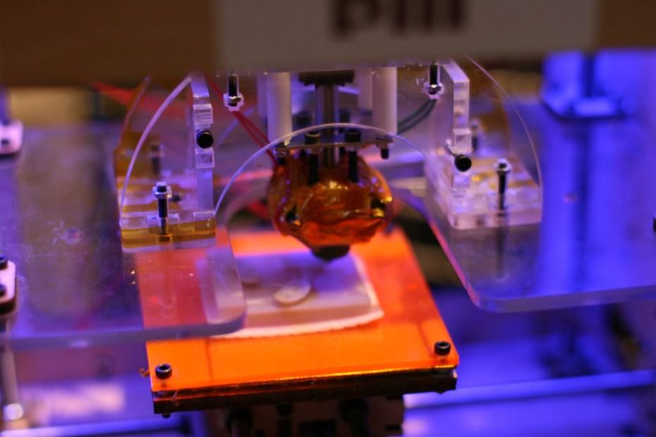 Makerbot 3D Medialab Prado Flickr