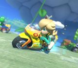 Mario Kart 8 in action for Wii U.