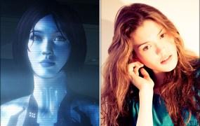 Paisha Coffey as Cortana