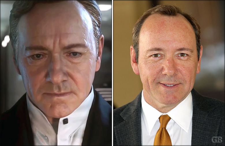 Kevin Spacey as Jonathan Irons