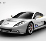 Electric supercar Spirra EV from Ouillim