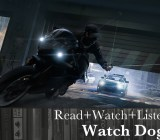 Read+Watch+Listen: Watch Dogs