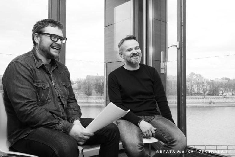 Sher.ly cofounders Marek Ciesla (left) and Blazej Marciniak.