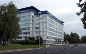 A Foxconn factory in the Czech Republic.