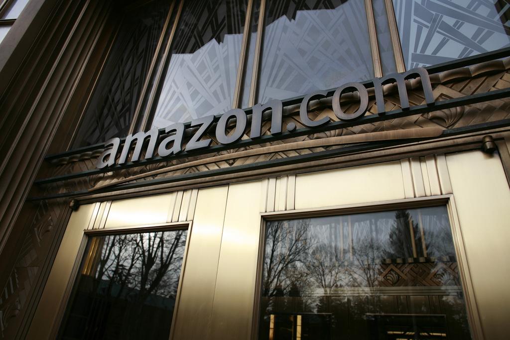 Amazon front door Robert Scoble Flickr