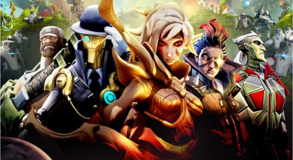 Do you notice how all these MOBA characters start to look the same after awhile?