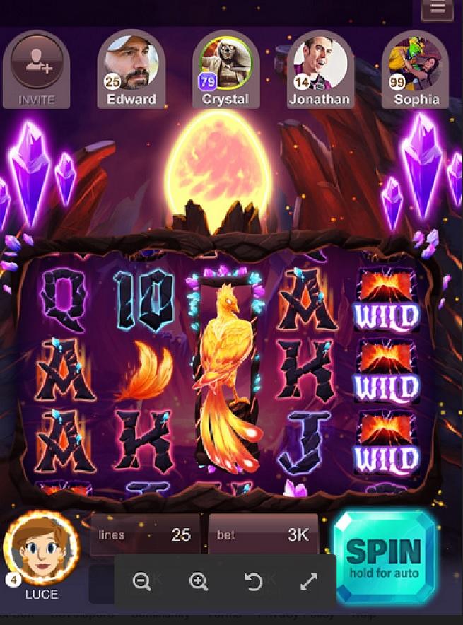 Big Fish Casino Luxury Slots