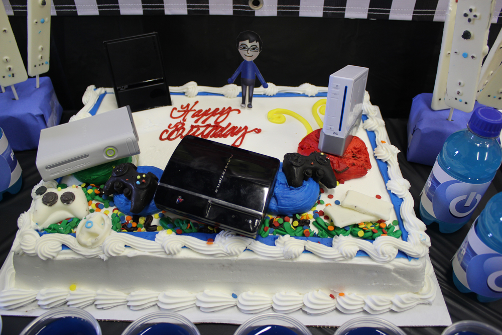 Video game birthdays