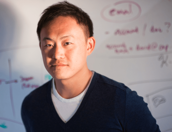 Kuang Chen, Captricity's founder and chief executive