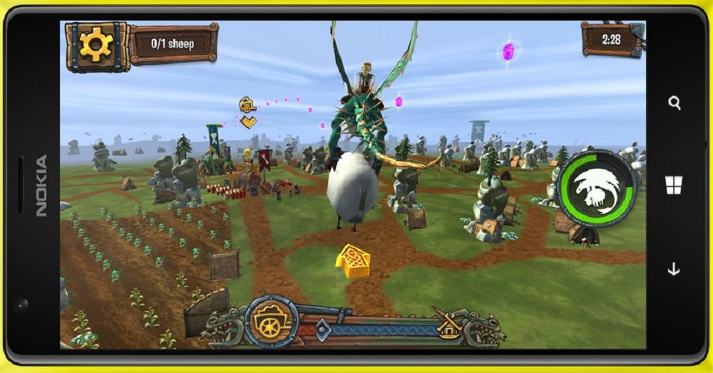 DreamWorks Dragons Adventure World Explorer