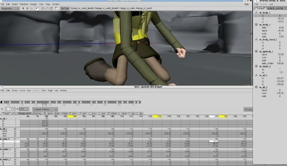 DreamWorks Animation's Premo hides the spreadsheets in art creation.