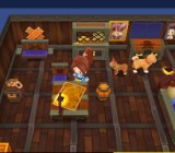 The homes of Fantasy Life offer a lot of room for customization and decorating.