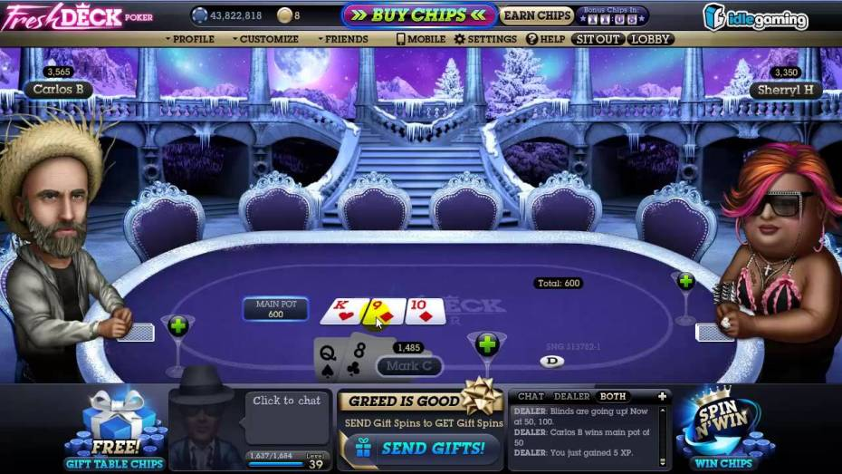 Fresh Deck Poker experimented with Tapjoy's incentivized ads, and it found that it made more money.