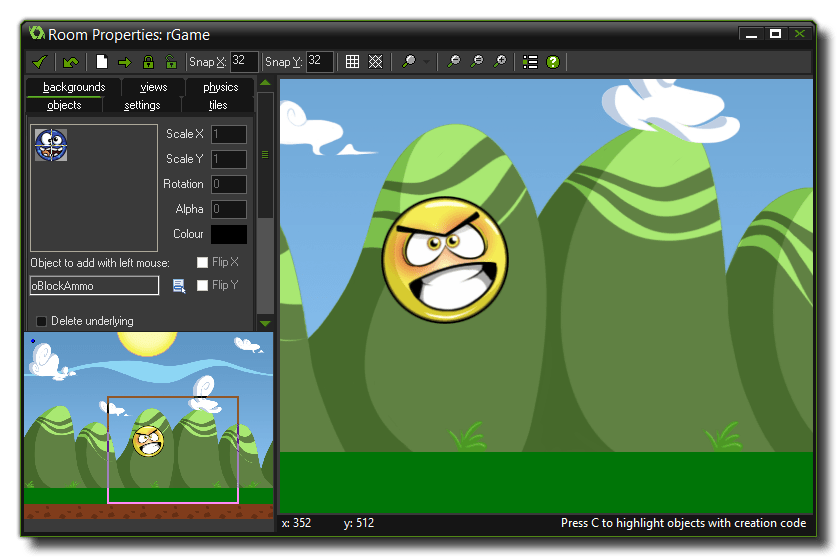 Game Maker: Studio is a great resource for newcomers to game development.