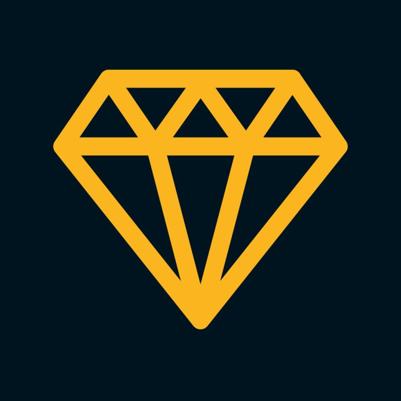 Genius' logo, formerly known as Rap Genius