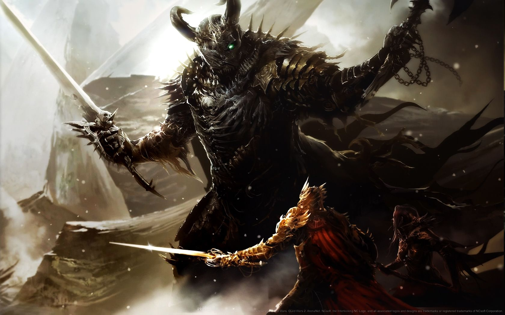 Art from Guild Wars 2.