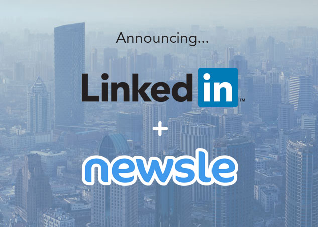 linkedin_newsle_announcement