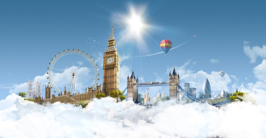 London cloud