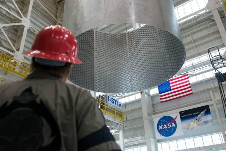 NASA SLS mission