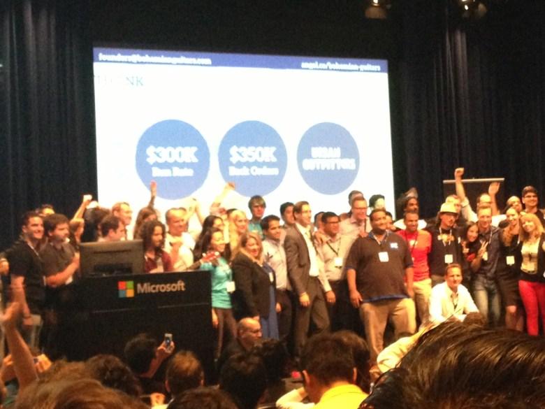 500 Startups -- batch 9 demo day