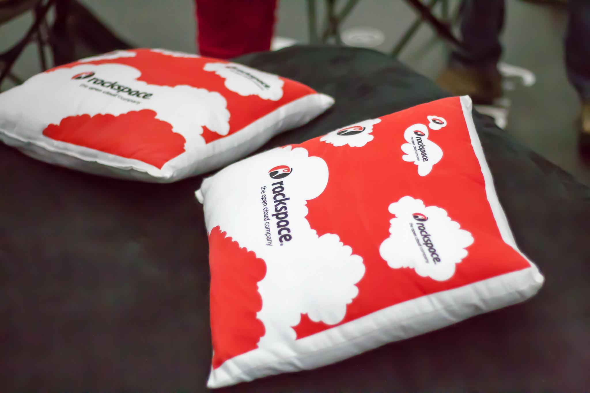 Rackspace pillows Garrett Heath Flickr