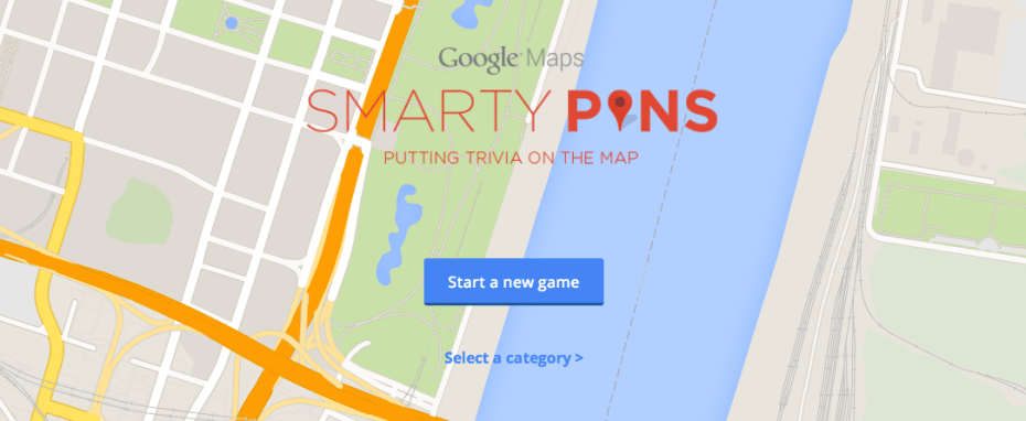 Google Smarty Pins