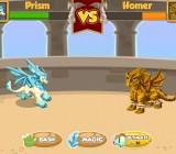 Storm8's Dragon Story mobile game