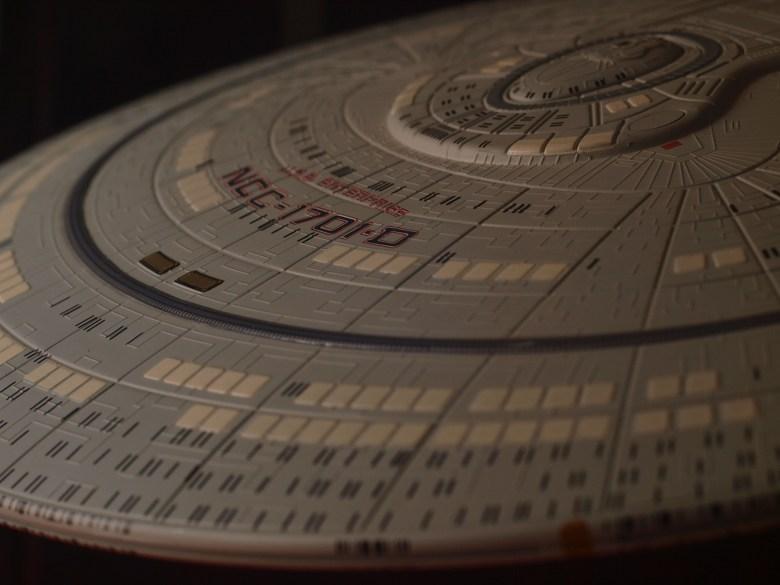 USS Enterprise Riccardo Palazzani Flickr